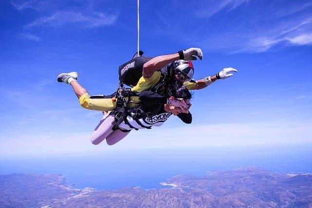 4 Aktiviteter der får adrenalinen til at pumpe i kroppen