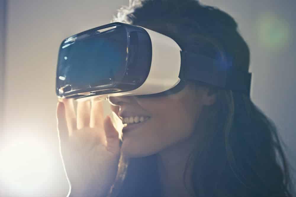 Kan virtual reality hjælpe folk med at tabe sig?