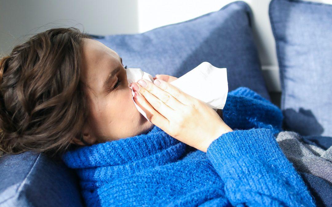 Sådan kan du slippe igennem influenza-sæsonen