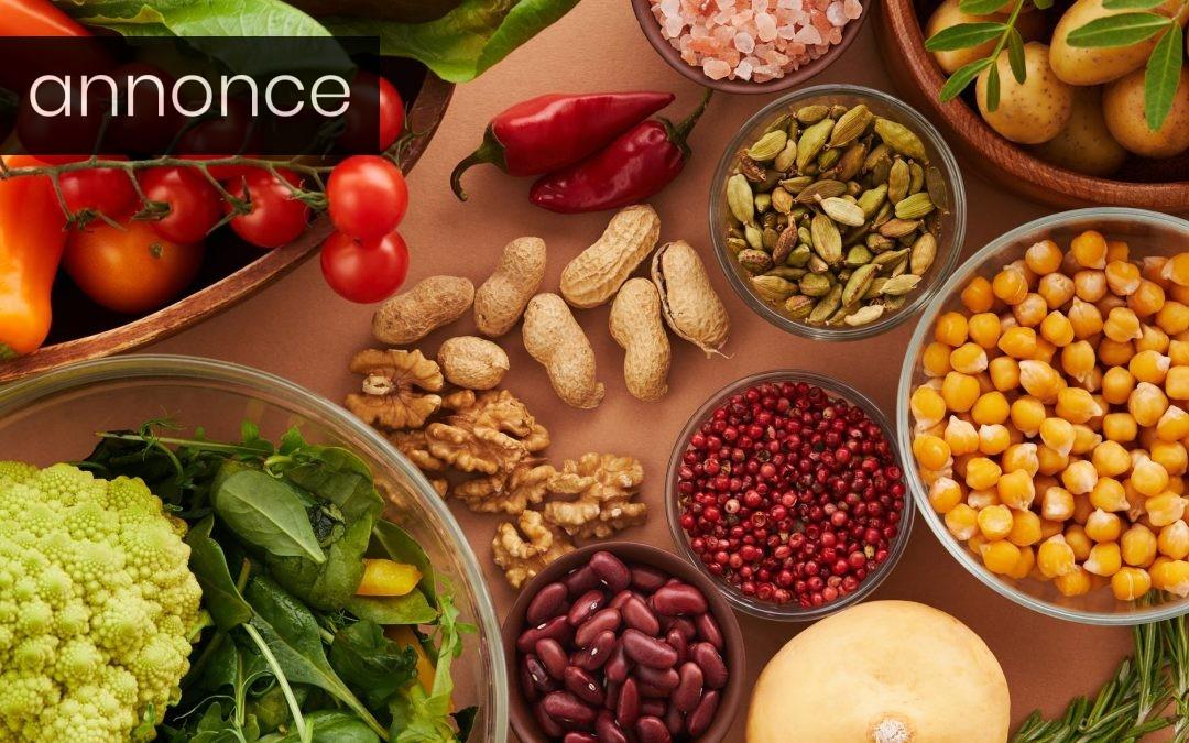 Klimavenlig mad, der gør dig stærk