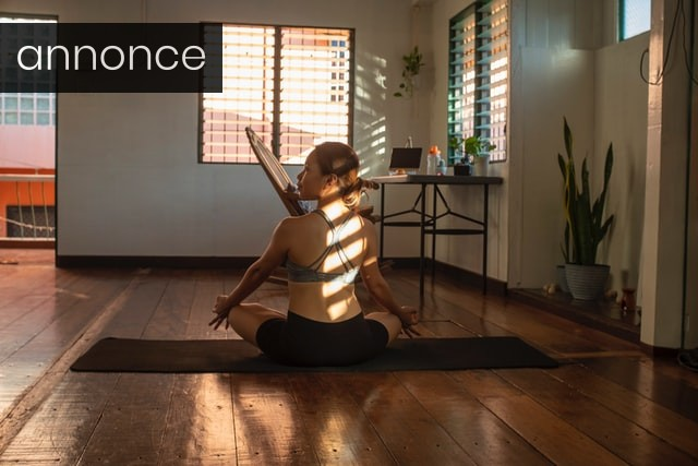 3 Tips til at komme godt i gang med yoga derhjemme